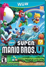 Check out New Super Mario Bros. U via Club Nintendo. Great to have this game back in our collection!