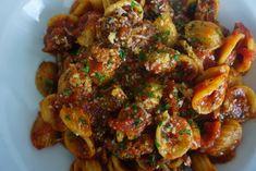 Sunday Gravy, Sunday Sauce, Italian Meat Sauce, Ground Meat, Pork Ribs, Tomato Sauce, Patience, Slow Cooker, Stuffed Peppers