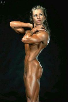 Building body girl Naked