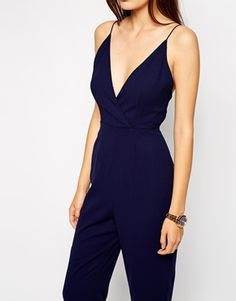 Enlarge Finders Keepers All Time High Jumpsuit With Open Back