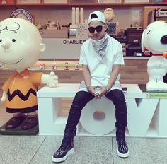 Taeyang ~ Instagram [off to Malaysia]