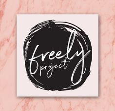 Freely Project Stamp // via @allieschaal #HAPPYEVERYTHING