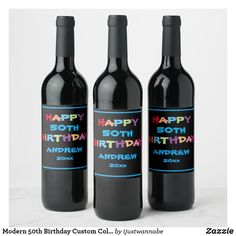 Great Father's Day Gifts, Best Gifts For Men, Great Birthday Gifts, 50th Birthday, Cool Gifts, Wine Bottle Labels, Wine Label, Gifts For Brother, Gifts For Husband