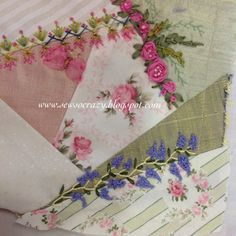 Sew So Crazy!©: A very cute distraction and crazy quilting................
