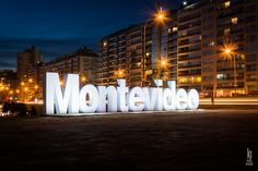 Montevideo Star!Rambla de #Pocitos #Kibon #Montevideo #Uruguay