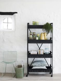 Danish lifestyle brand Nordal came up with an exciting spring/summer collection. Beautiful furniture, candles & lanterns, soft cushions and must have. Little White House, Painting Kitchen Cabinets, Inspired Homes, Interiores Design, Apartment Living, Home And Living, Interior Inspiration, Interior Architecture, Small Spaces