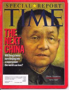 TIME MAGAZINE ~ MARCH 3 1997 3/3/97 DENG XIAOPING The Next China 1904-1997