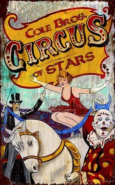 28 ideas party illustration poster vintage circus for 2019 Old Circus, Circus Art, Night Circus, Circus Theme, Circus Birthday, Birthday Parties, Vintage Circus Posters, Retro Poster, Vintage Carnival