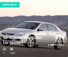 Long Term Car Rental in the San Diego Long Term Car Rental, Budget Car Rental, Full Size Sedan, Gps Navigation, Honda Accord, Car Ins, San Diego
