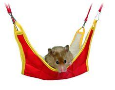 Soft Fleecy Hamster Hammock