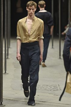 #Menswear #Trends DRIES VAN NOTEN Spring Summer 2015 Primavera Verano #Tendencias #Moda Hombre