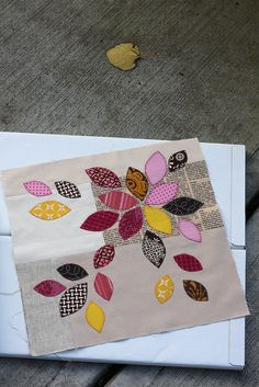 Quilt Block - would be a pretty design across a whole quilt