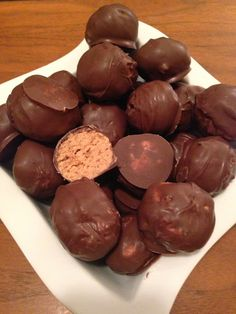 Eat.Pray.Wear.Love: Granny's Peanut Butter Balls
