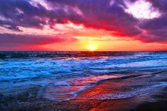 ✮ Sunset at Strands Beach