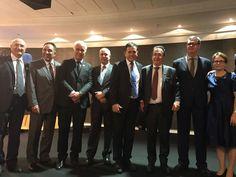 ABCZ participa de cerimônia de posse da nova FPA
