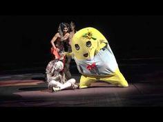 R3 ふなっしーVSダンシングウォーター ふなっしーのマカオエンタメ3本勝負 Funassyi's Macao Challenge - YouTube