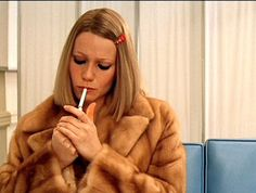Margot Tenenbaum - Gwyneth Paltrow - the most classic and commonly copied movie character of all time.
