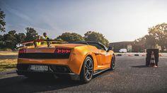 Lamborghini Gallardo LP570 Performante