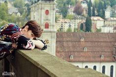 2PM Nick Khun - Allure Magazine June Issue '14