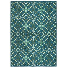 Venera Area Rug ($503) ❤ liked on Polyvore featuring home, rugs, multi-colored rug, outside rugs, home decorators collection, bright colored area rugs and indoor outdoor patio rugs