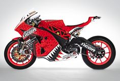 2013 Brammo Empulse RR Sauvetage  Racing version of the Brammo empulse electric Motorcycle...
