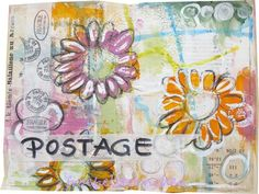 froebelsternchen: Day 19 of POST & POSTAGE