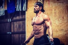 Rich Froning Jr Diet Plan and Workout Routine Rich Froning Workout, Rich Froning Jr, Post Workout, Workout Videos, Jen Selter Workout, Gym Routine, Gym Training, Crossfit Athletes, Bench Press