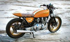 After the Honda CB 550 & 750 one of the next most popular bikes to apply the cafe treatment to these... »