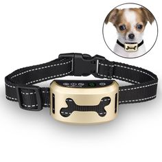 Bark Collar Rechargeable Smart Induction Anti Incorrect Triggering [2017 NEW] 7 Sensitivity Levels No Bark Training Collar Beep/Vibration/Safe Shock for Small Medium Large Dogs By Kungber * Check out the image by visiting the link. (This is an affiliate link and I receive a commission for the sales) #Pets