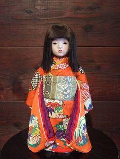 Muñeca Ichimatsu por Kyoko NISHIKIORI, Japón