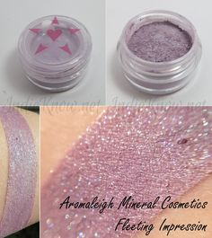 Collection Spotlight! Brilliant Deductions by Aromaleigh Mineral Cosmetics! - Indie Know
