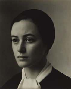 View, deduce and imagine.  A very young Georgia O'Keeffe ~Google search
