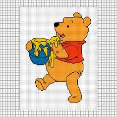 crochet graph patterns | pooh_eats_hunny_honey_crochet_afghan_pattern_graph__0e4eae9f.jpg