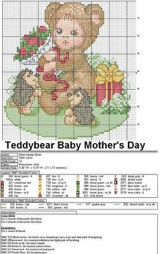 14-teddybear baby mother s day