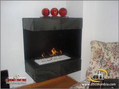 http://www.dticolombia.com/contactenos Diseño, Servicio Técnico e Instalación en Chimeneas a Gas Ventiladas y No Ventiladas en Bogotá, Colombia. Tel : (57-1) 8052257 - 8052269