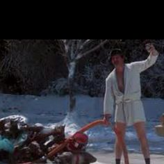 """""""Merry Christmas! The shitter was full!"""" Cousin Eddie. Christmas Vacation. Best Christmas movie ever made."""