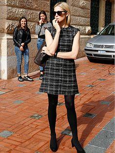 Kelly Rutherford Leaves Hearing in Monaco Amid International Custody Battle