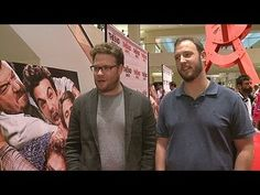 This Is the End: Seth Rogen and Evan Goldberg  Dallas Screening Interview --  -- http://wtch.it/CthSD