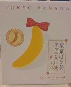 Tokyo Banana again