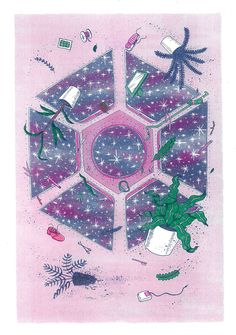 DEEP SPACE HOUSE PLANT - Ashley Ronning