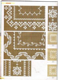 Thrilling Designing Your Own Cross Stitch Embroidery Patterns Ideas. Exhilarating Designing Your Own Cross Stitch Embroidery Patterns Ideas. Cross Stitch Borders, Cross Stitch Charts, Cross Stitch Designs, Cross Stitching, Cross Stitch Patterns, Hardanger Embroidery, Cross Stitch Embroidery, Embroidery Patterns, Islamic Pattern