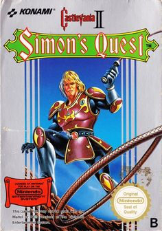 Play Castlevania 2: Simon's Quest game on Nintendo NES online in your browser. ➤ Enter and start playing now!