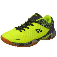 Buy Yonex Super #ACE3Badminton Black & Lime Shoes online at best prices in India. Shop online for Yonex Super ACE 3 Badminton Shoes only on sportsjam Yonex Badminton Shoes, Shoes Online, Black Shoes, Lime, India, Sneakers, Sports, Stuff To Buy, Shopping