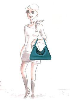 replica hermes handbags uk - Hermes Lindy 30 Prune Evercolor Leather | Things to Wear ...