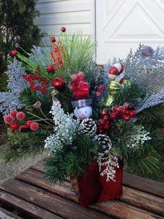 Weihnachtsmann Weinflasche Cover Bag Polyester Cotton Christmas Decor Neu
