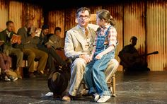 The Barbican's revival of this Harper Lee adaptation is touching and full of charm Go Set A Watchman, Robert Sean Leonard, Atticus Finch, Theatre Reviews, Harper Lee, To Kill A Mockingbird, Barbican, Young Actors, First Novel