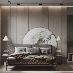 D.D.M #7 – Despre casă și grădină Modern Luxury Bedroom, Master Bedroom Interior, Modern Bedroom Design, Master Bedroom Design, Luxurious Bedrooms, Interior Design Living Room, Bedroom Decor, Wall Decor, Hotel Room Design