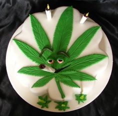Stoner :) lmaoo I have a BUNCH of friends who'd love this cake