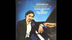 Pëtr Il'ič Čajkovskij (Tchaikovsky), Piano Concerto No. 1 in B flat min., op.23 (1875) - 1st mov. (part II), Allegro con spirito (Philadelphia Orchestra, pianist_Tedd Joselson, conductor_Eugene Ormandy)