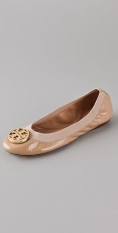 Tory Birch Caroline Flats...they look crazy uncomfortable, and they're pricey, but I still want them lol.